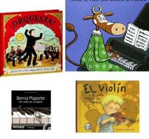 Día del libro… Musical