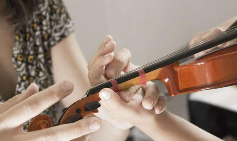 Método Suzuki – Violín, Piano, Guitarra y Mandolina
