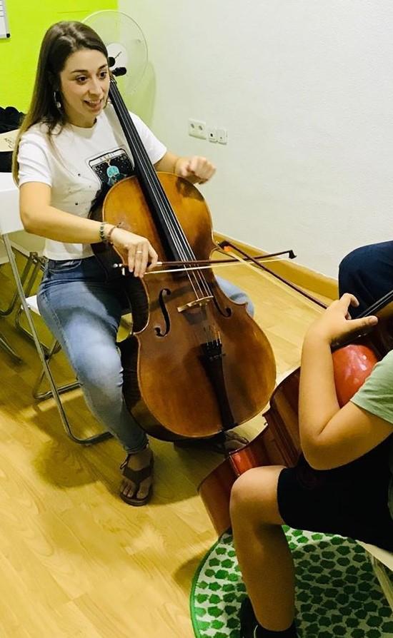 clases de violonchelo en murcia