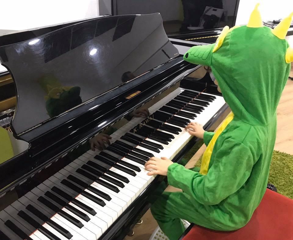 Legato Escuela de música clases de método suzuki piano murcia